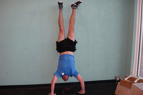 Flexion invertida