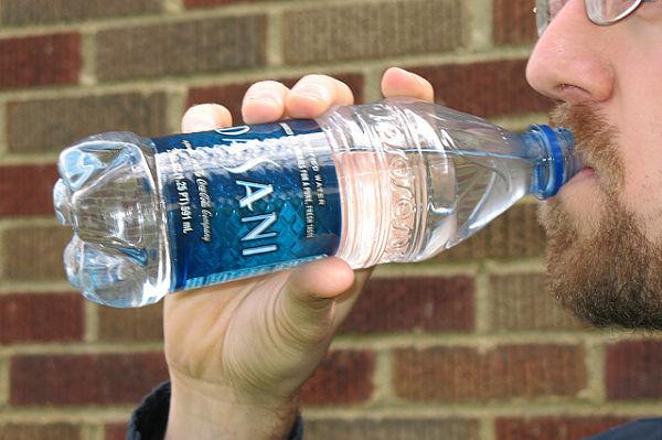 agua adelgaza