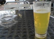 cerveza engorda
