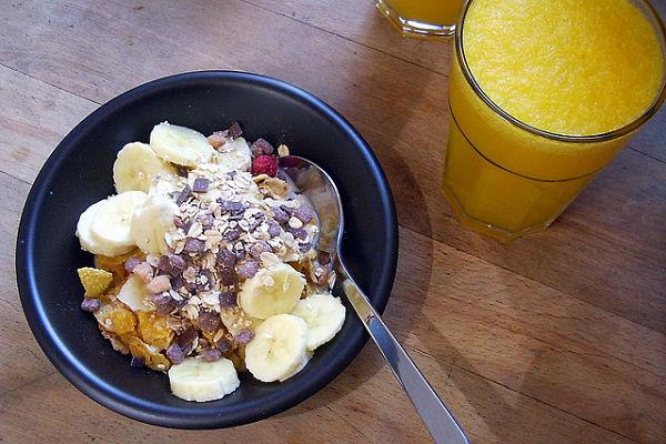 desayuno adecuado