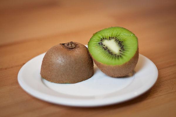 mascarilla casera kiwi yogur