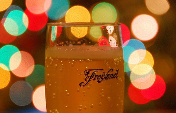 Alcohol Navidad