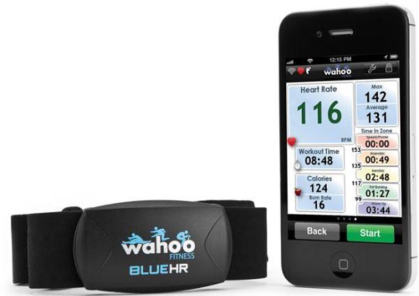 Wahoo Fitness Blue HR pulsometro