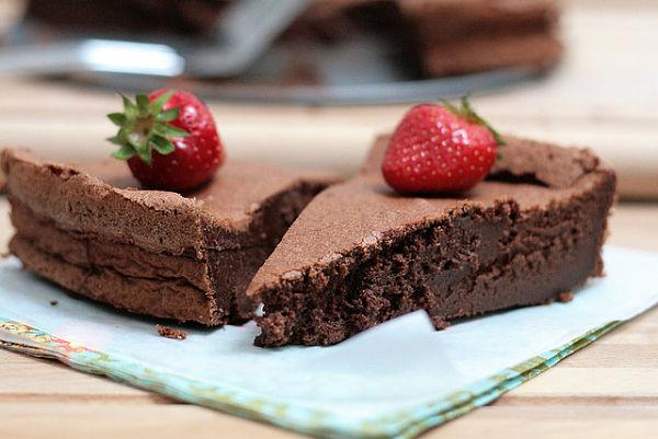 adelgazar desayuno pastel chocolate