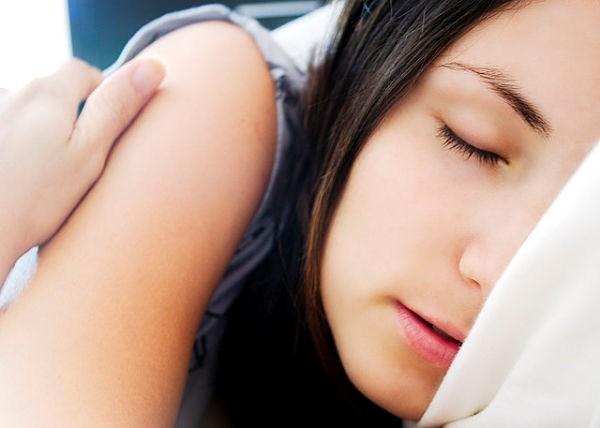 Alimentarse bien dormir mejor