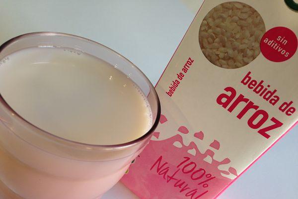 propiedades leche arroz