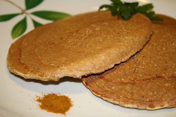 Tortitas salvado avena