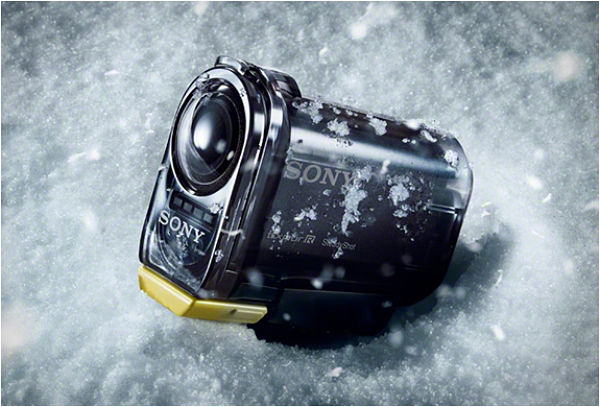 sony action cam videocamara