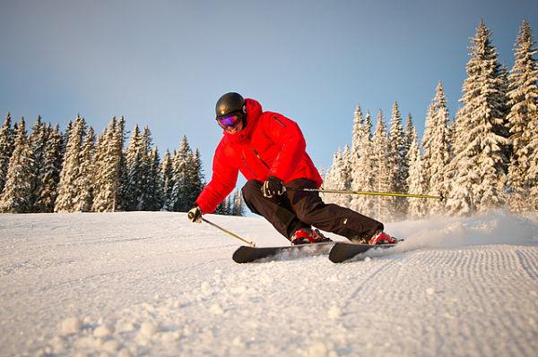 esqui equipo necesario