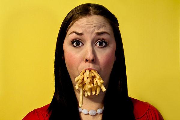 comer rapido