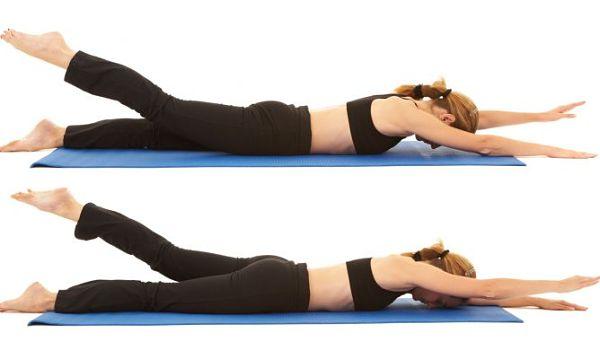 lumbares ejercicios