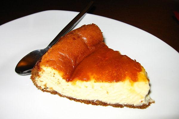 tarta queso receta