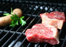 carne roja saludable