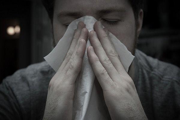 alergia polen sintomas