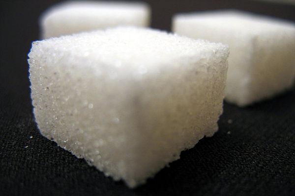 azucar calorias