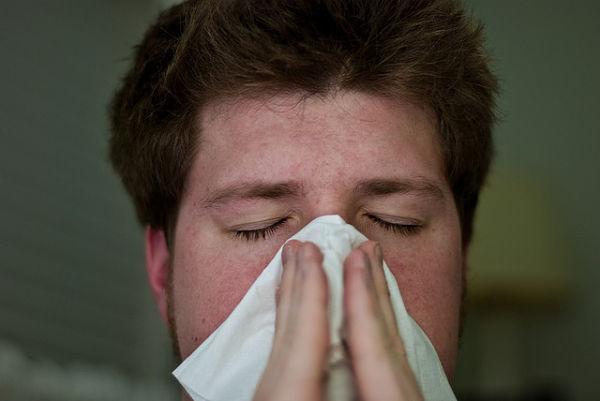 inflamacion congestion nasal