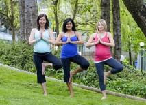 beneficios yoga embarazadas