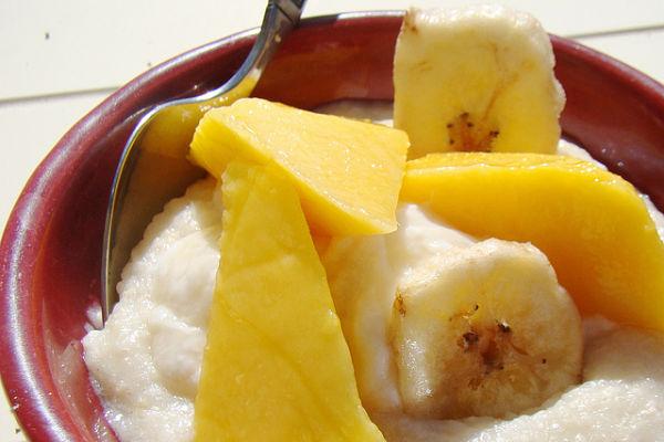 desayuno antes correr