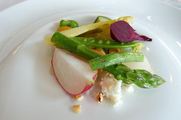 dieta sin verduras