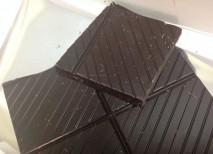 chocolate acné