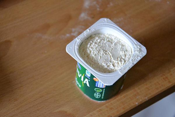 bizcocho de yogur receta
