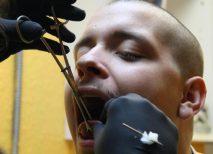 piercing en la lengua