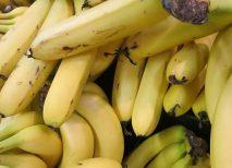 cuánto potasio tiene el plátano