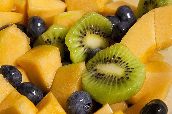 Cuanta fruta comer dia