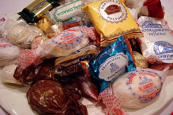 alimentos engordar navidad