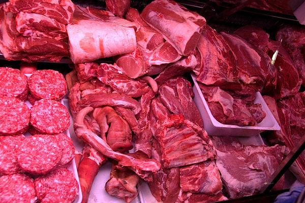 carne roja cancer