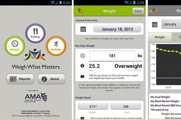 Weigh What Matters adelgazar
