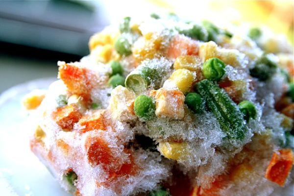 congelar alimentos descongelados