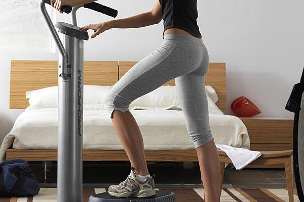 plataforma vibratoria te ayuda a bajar de peso