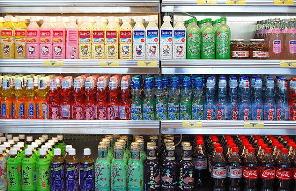 bebidas azucar obesidad