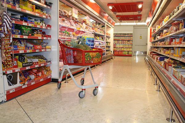 cesta compra saludable economica