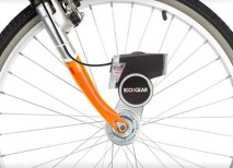 EcoXPower led movil bicicleta