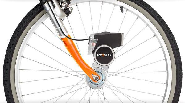 EcoXPower led movil bicicleta