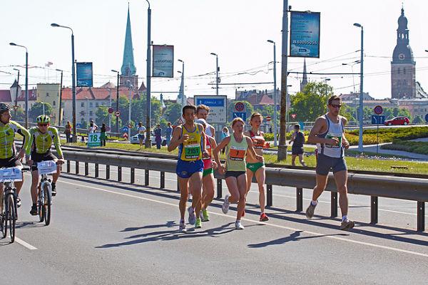 peligros correr maraton