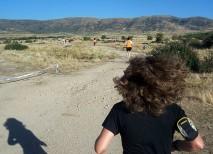 Correr en cuestas