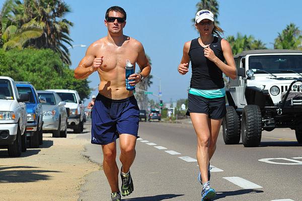 ejercicio aerobico hambre