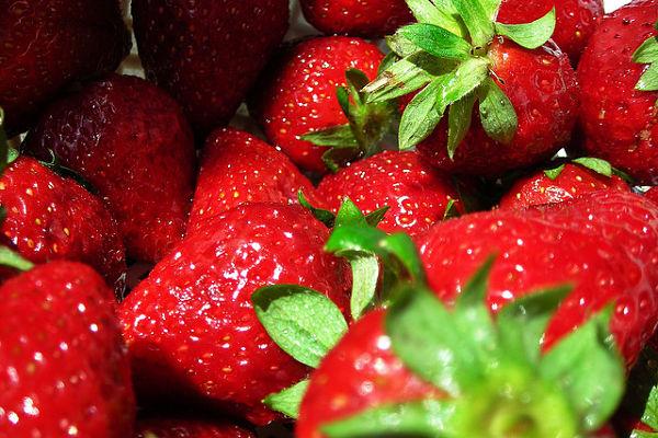 calorias fresas
