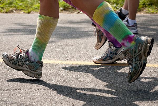 calcetines correr running