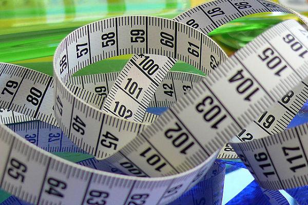 IMC delgados obesos