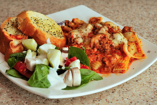 cocinar comer sano tiempo