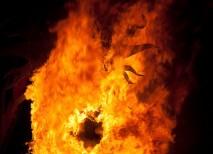 quemadura que hacer