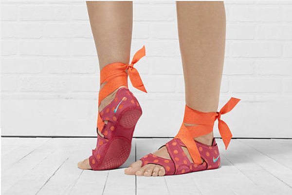 Nike Studio Wrap zapatillas yoga pilates