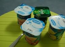 yogur cuanto dura