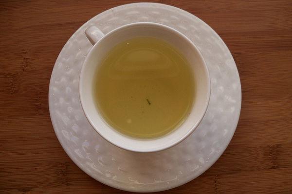 te blanco antioxidante