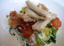 ensalada pollo receta