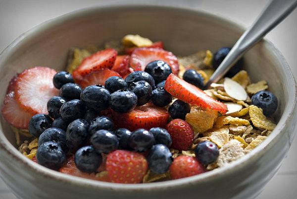 desayuno ataque corazon